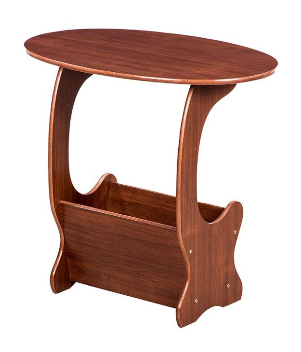 Solid Wood Exquisite Side Table