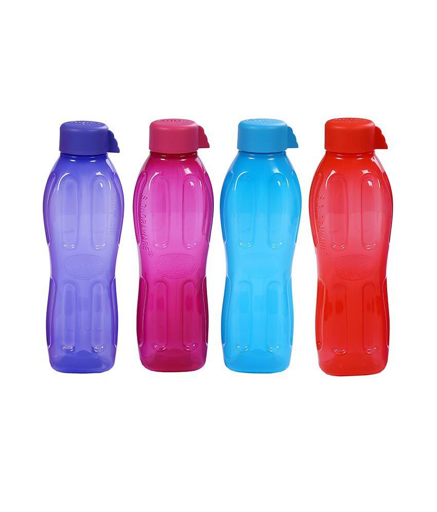 SIGNORAWARE Aqua Fresh Water Bottle 1L Set