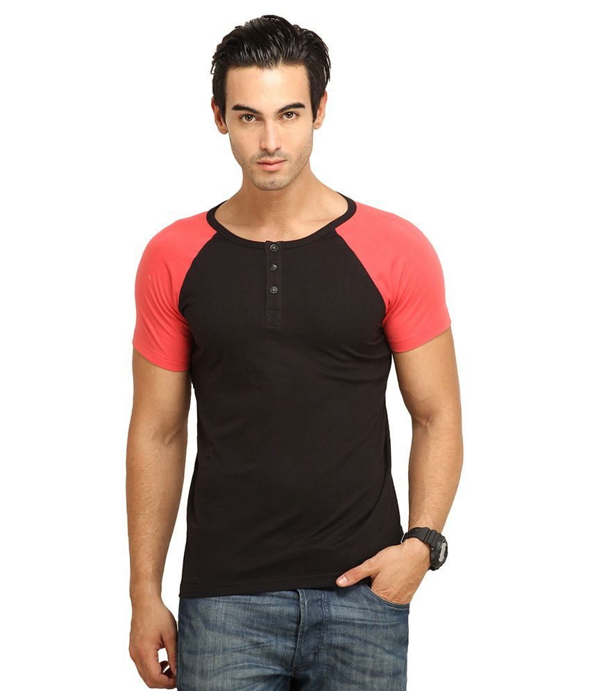 FIO Multicolour Cotton T-Shirt