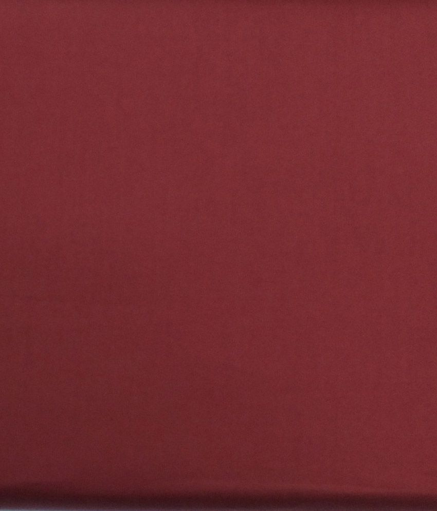 ganga libas pure cotton marron red plain shirt fabric buy ganga