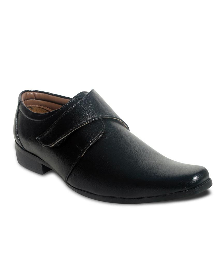 Amica Slexia Black Formal Shoes Price In India Buy Amica