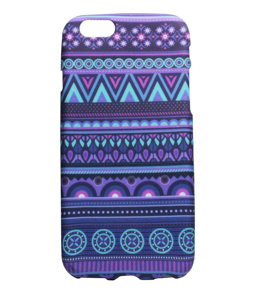 low cost 71dbf a49f2 Chiya Rajasthani Mobile Back Cover for Apple iPhone 6 -Multicolour ...