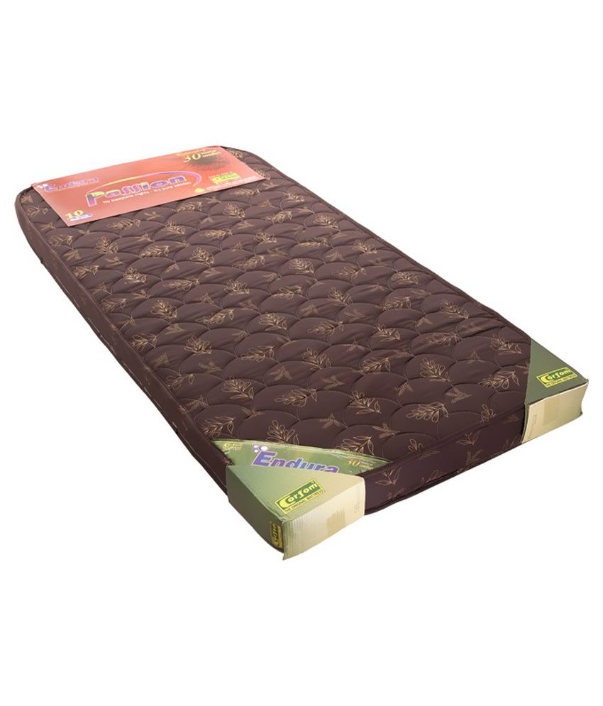 Corfom Queen Size Foam Mattress Buy Corfom Queen Size Foam Mattress Online At Low Price Snapdeal