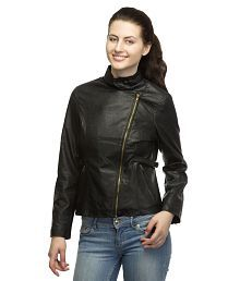 Leather Jackets for Women: Buy Leather Jackets for Women Online at ...