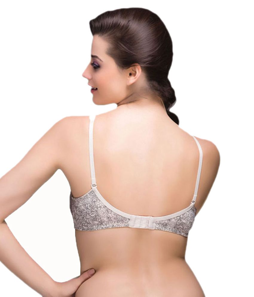 bcf084040f Buy Laavian White Bra Online at Best Prices in India - Snapdeal