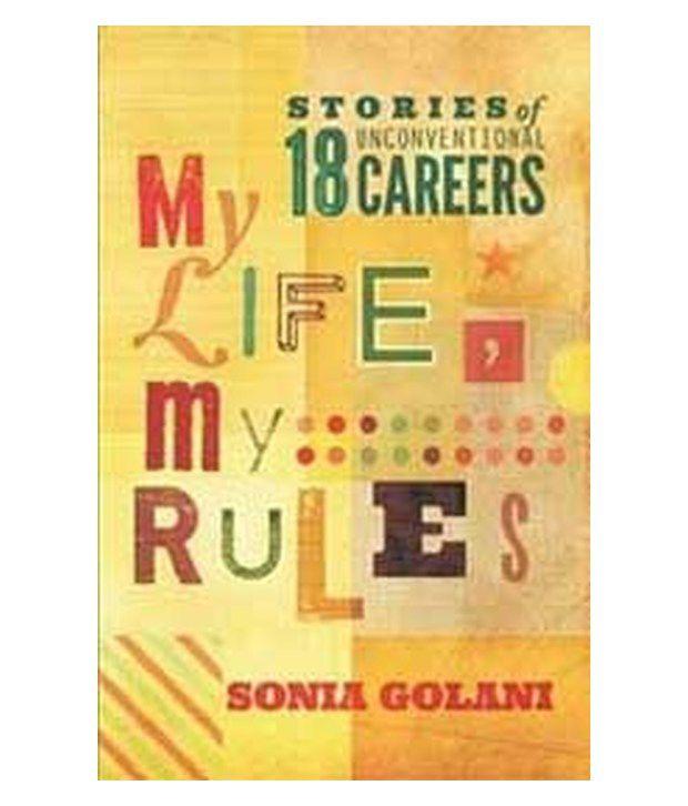 my life my rules book pdf