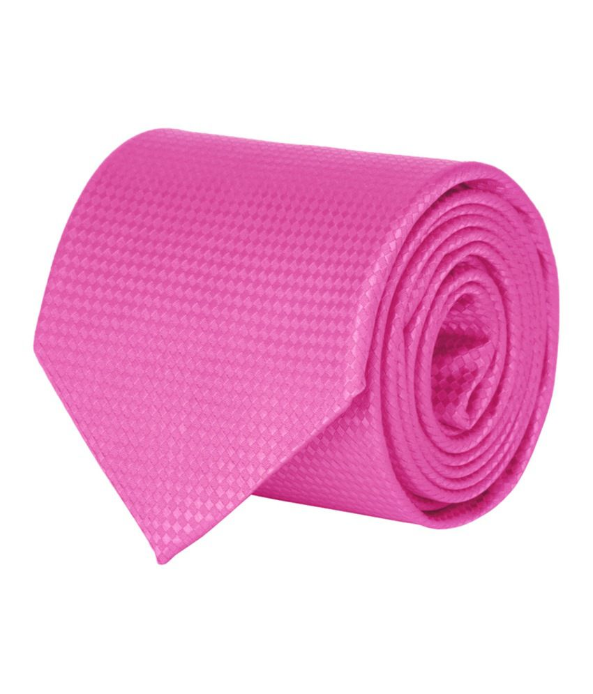 CorpWed Pink Broad Tie