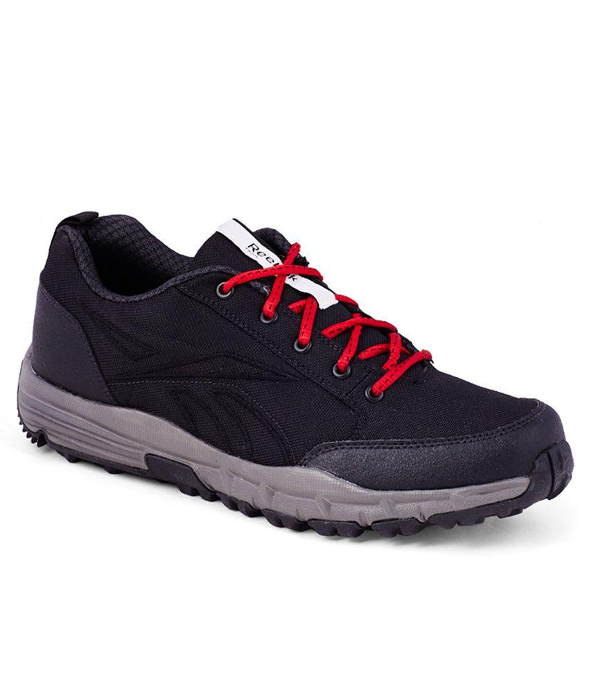 f5d155c92d92 Reebok Reverse Smash Lp Black Sport Shoes - Buy Reebok Reverse Smash ...