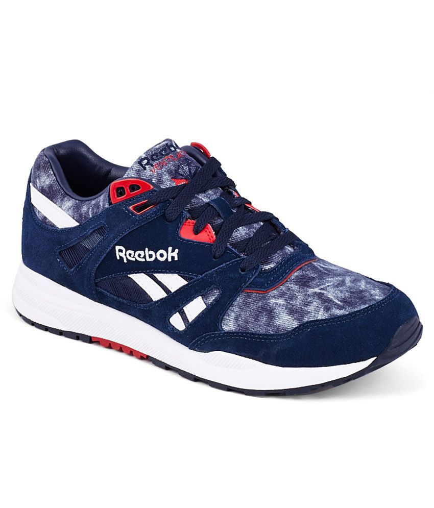 new product d2bdd c01ab Reebok Ventilator Awd Navy Sport Shoes - Buy Reebok Ventilator Awd Navy Sport  Shoes Online at Best Prices in India on Snapdeal