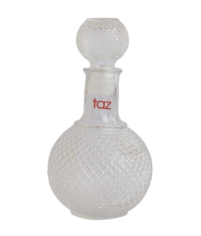 Taz V118 Glass Decanter - Large