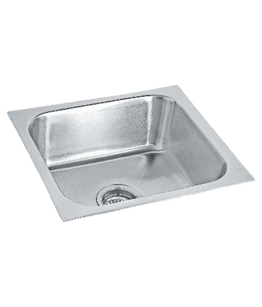 buy parryware flat matt steel sink online at low price in india rh snapdeal com