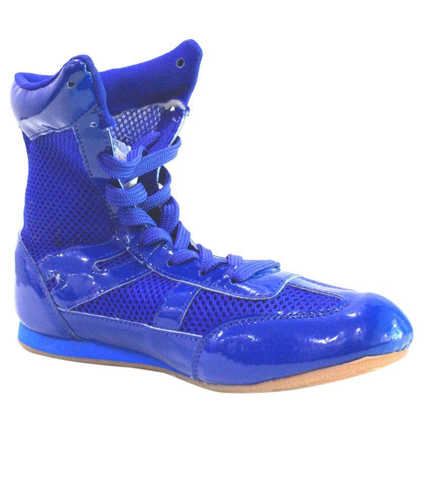 RXN Boxing shoe Blue Training Shoes
