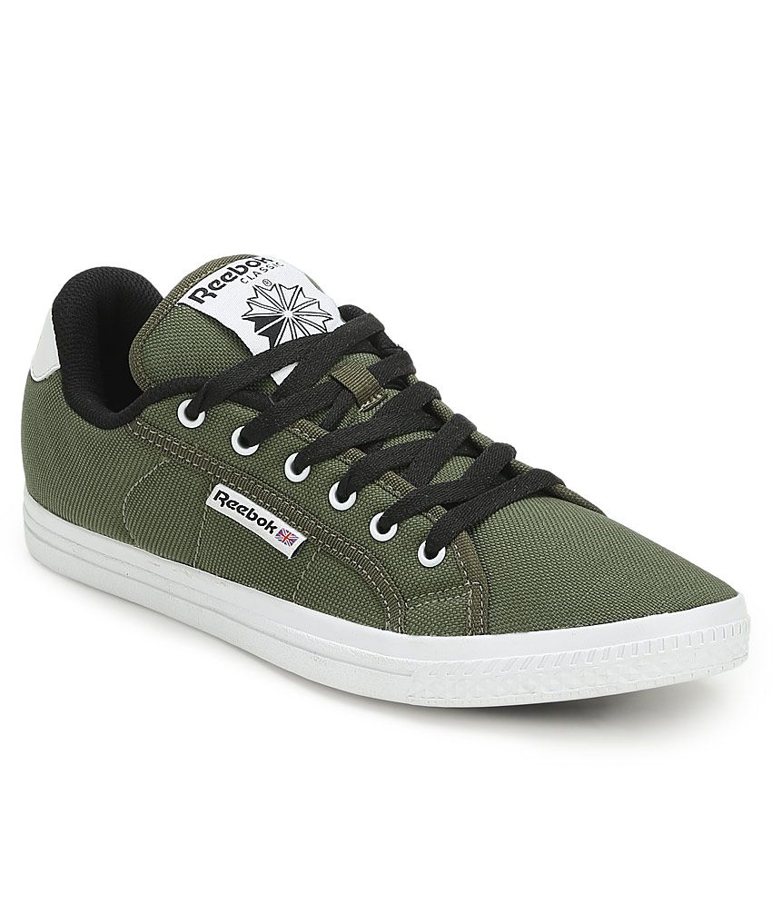 c928610248e38b Reebok Green Canvas Shoe Shoes Price in India