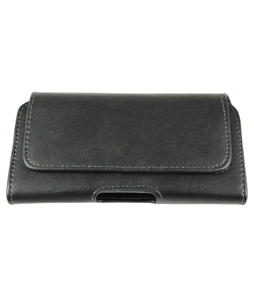 Aps Holster Cover For Gionee F103 - Black