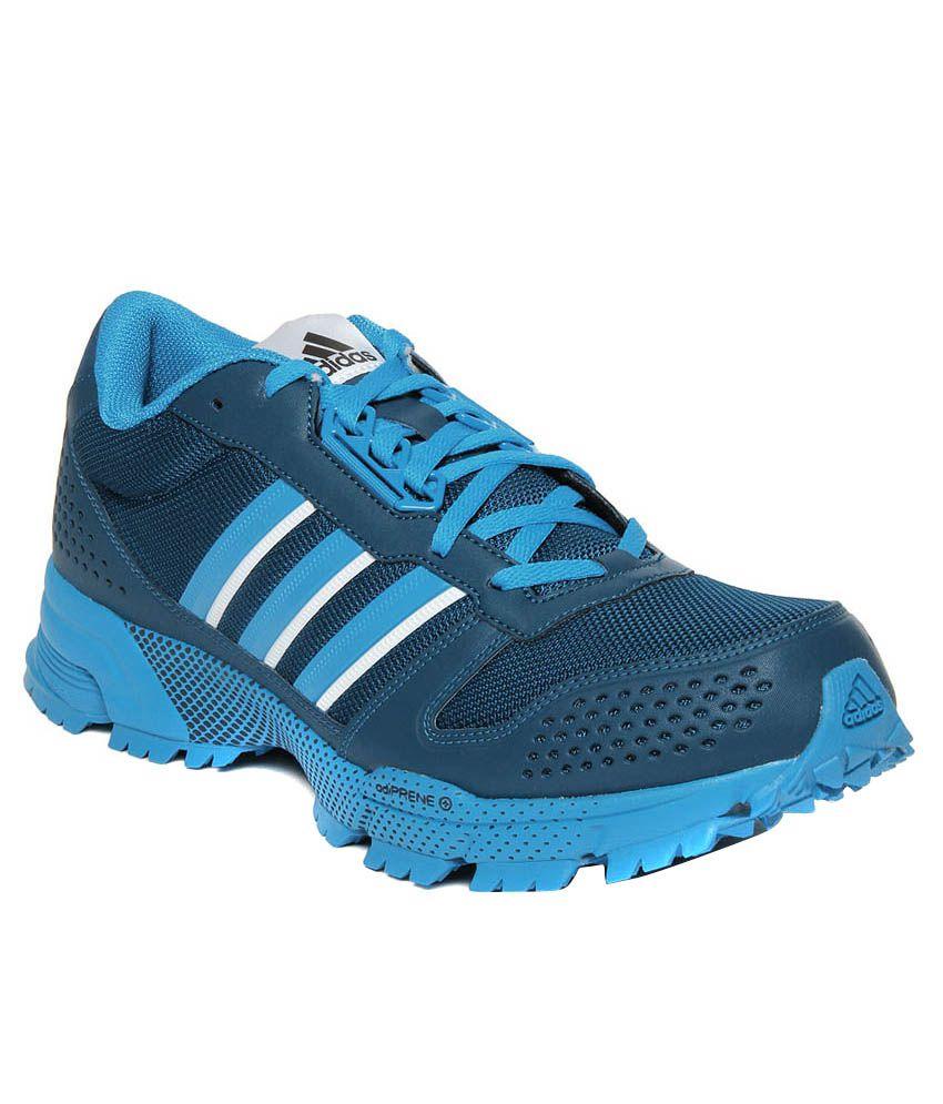 33602435c53 Adidas Men s Marathon Tr 10 M Navy Blue and Sky Blue Mesh Running Shoes - Buy  Adidas Men s Marathon Tr 10 M Navy Blue and Sky Blue Mesh Running Shoes  Online ...