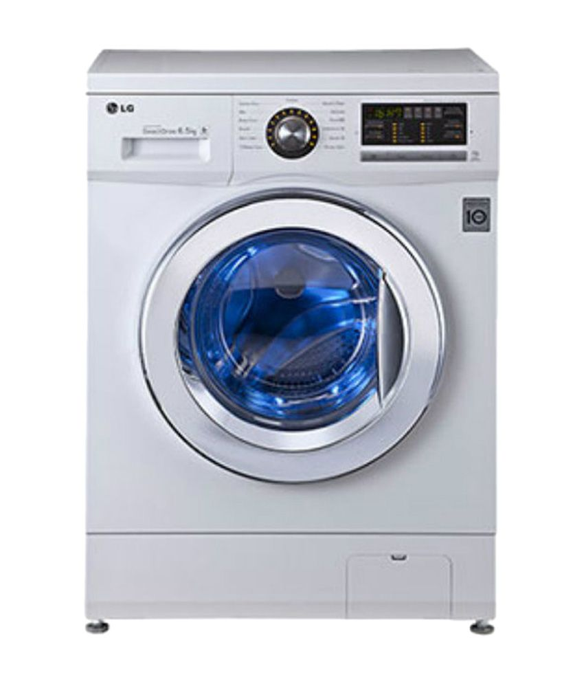 Lg 6 5 Kg Front Load F10b8wdl21 Fully Automatic Washing