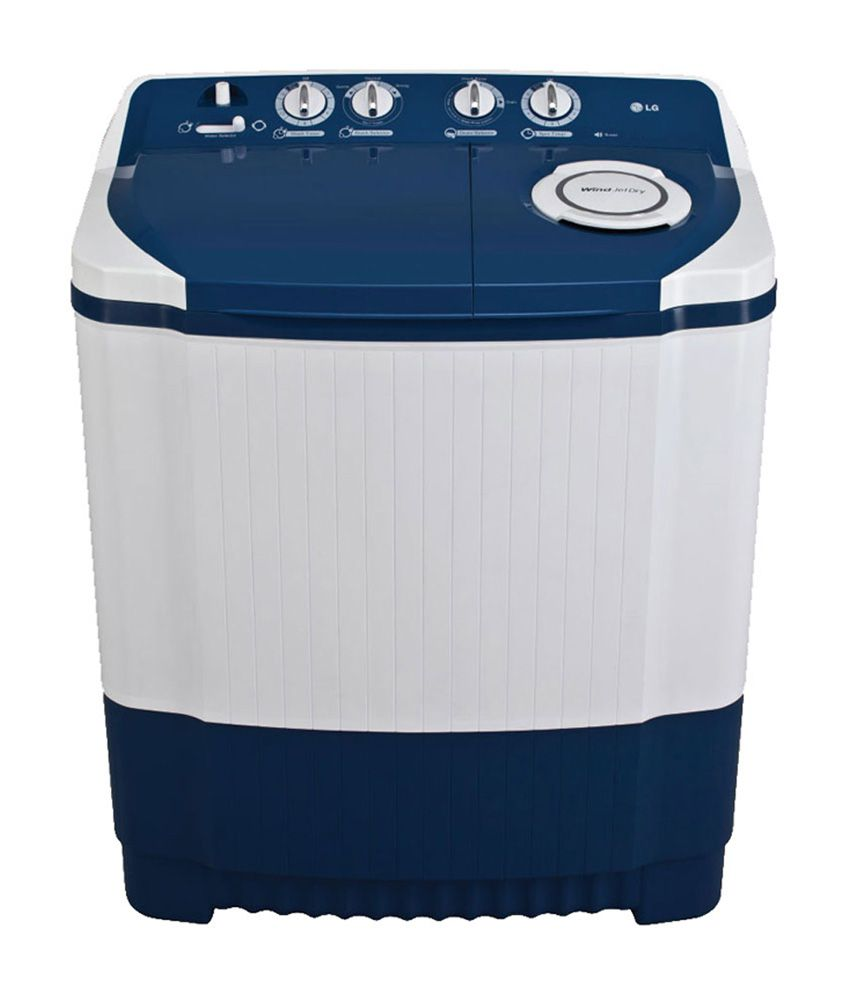 LG 7.5 Kg Top Load P8540R3FM Semi Automatic Washing Machine