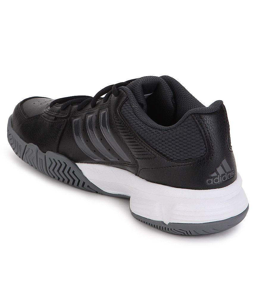 a321675390af7f Adidas Barracks F10 Black Sports Shoes - Buy Adidas Barracks F10 ...