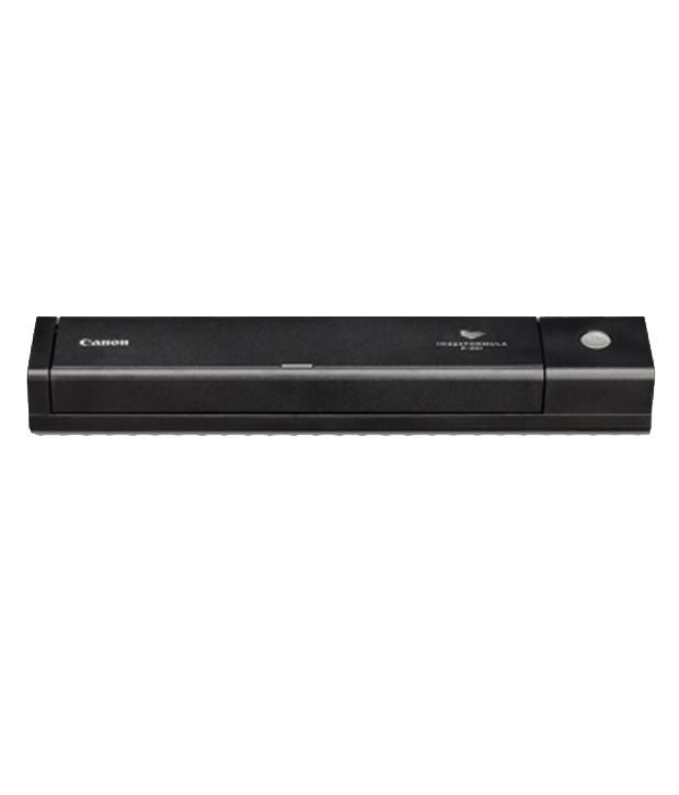 Canon t201 portable document scanner black buy canon for Low cost document scanner
