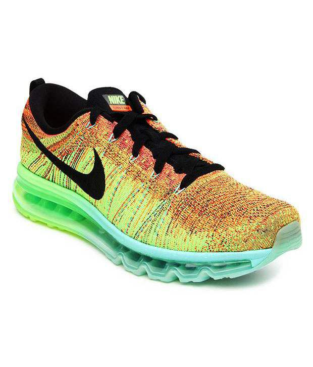 0881b1aa9c909 Nike Air Max Multicolor Sports Shoes - Buy Nike Air Max Multicolor ...