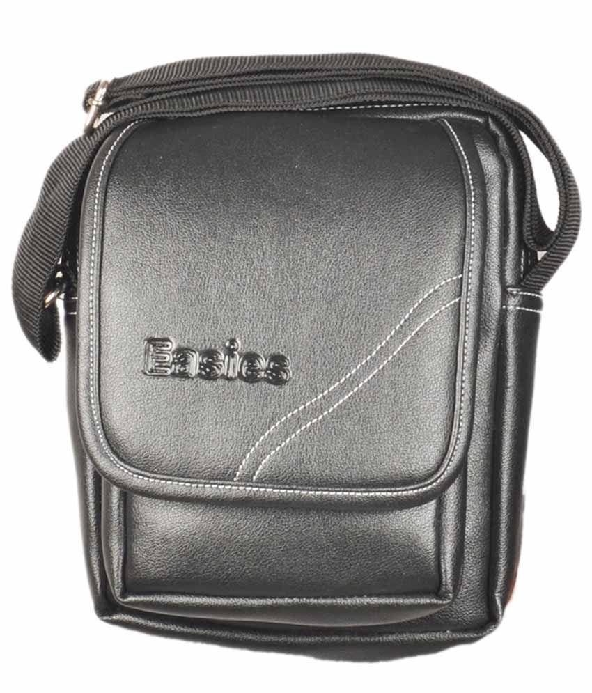 Easies Black Travel Utility Bag