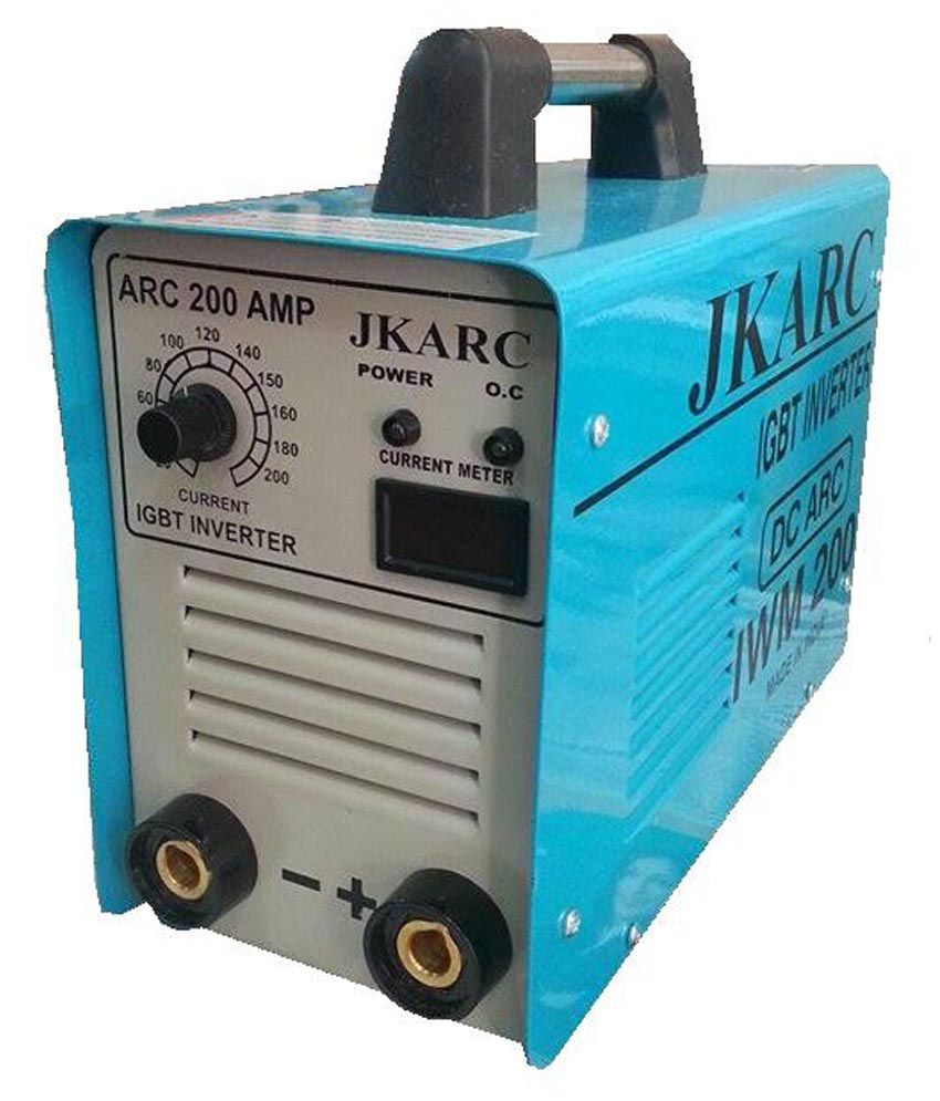 Buy Jk Arc 200 Amp Igbt Type Inverter Welding Machine Original Diagram Heavy Duty With 3m Cable Holder Earth Clamp