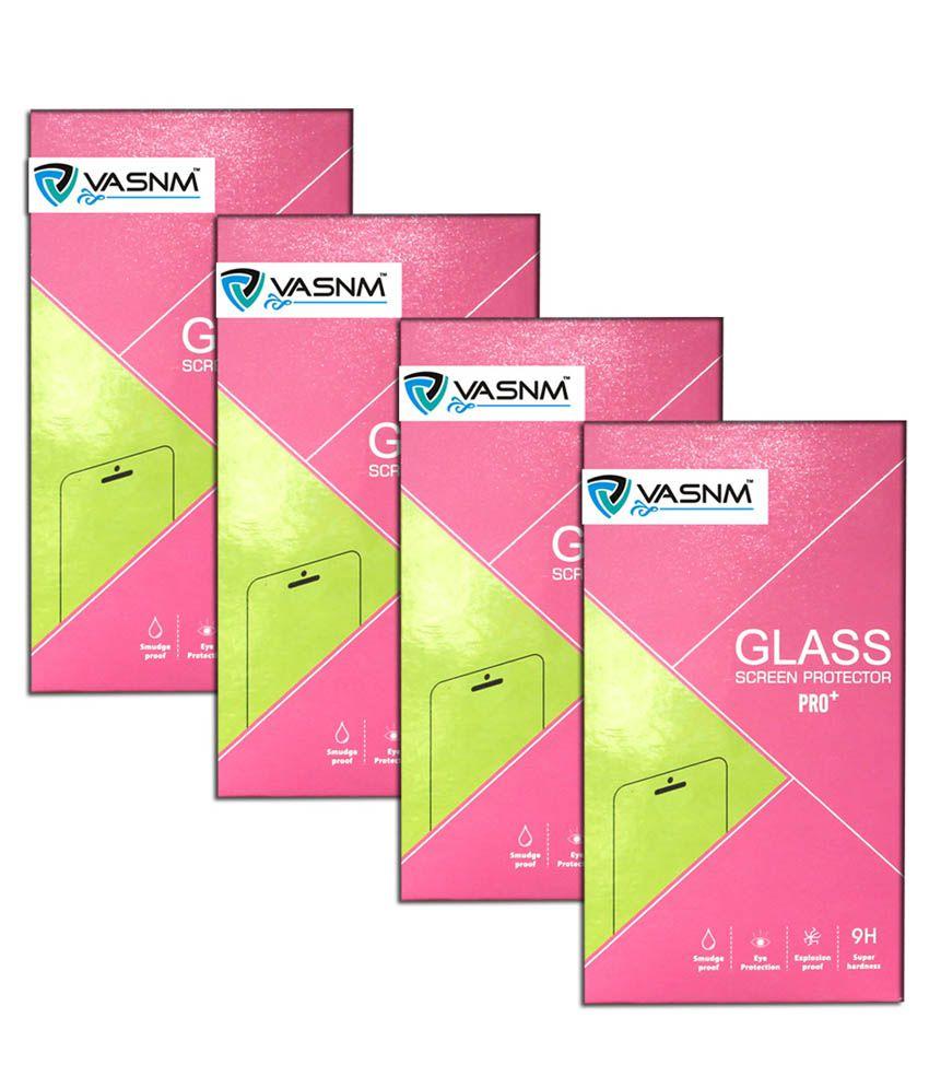 Intex Aqua Eco Tempered Glass Screen Guard by Vasnm