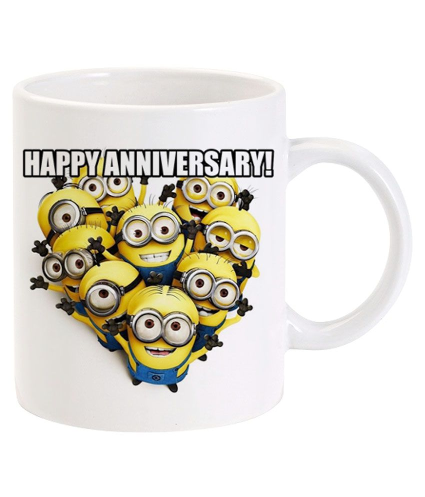 Funny Meme Coffee Mugs : Deco pride india happy anniversary funny meme coffee mug
