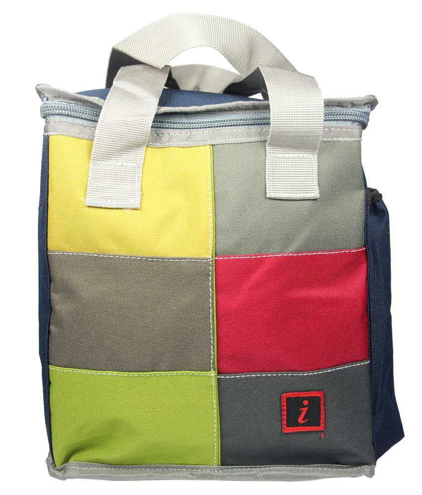 Fabseasons Grey Lunch Bag