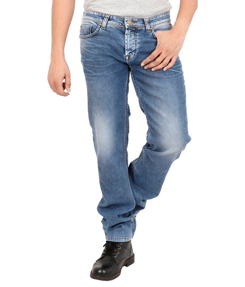 Killer Blue Regular Fit Jeans