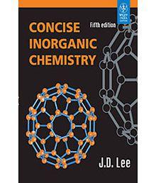 Concise Inorganic Chemistry Paperback (English)