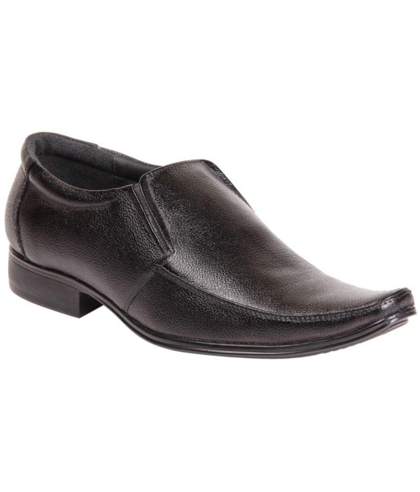 haroads trendy black formal shoes price in india buy