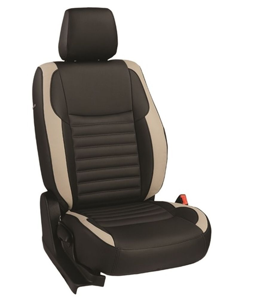 Auto Craft Brown Car Seat Covers For Hyundai Eon Buy Auto