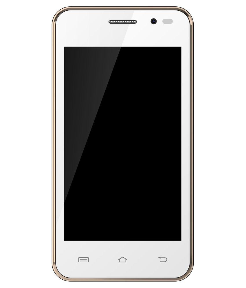 Karbonn A5* (8GB, White)