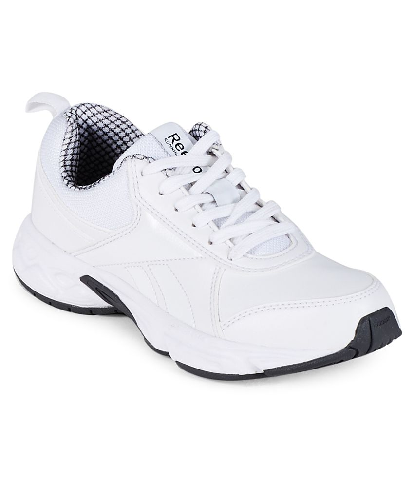 Reebok White School Shoes India