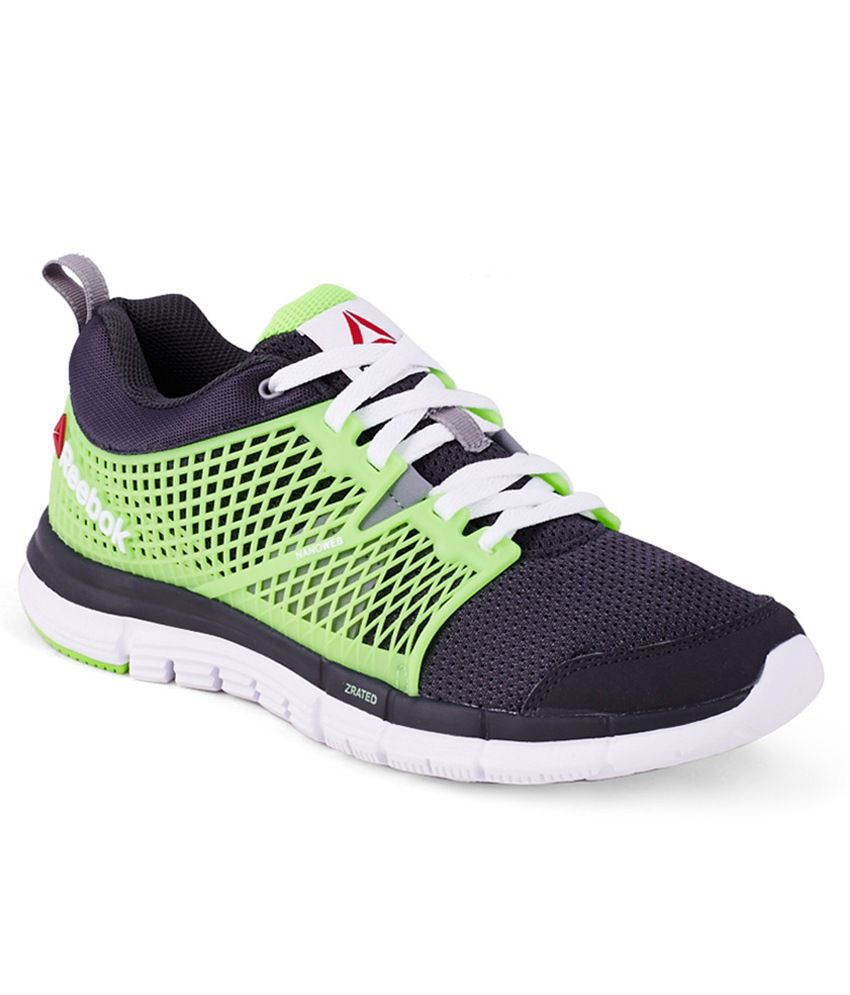 Reebok Zquick Dash Green Sports Shoes For Kids Price in India- Buy ... c6e839e2b
