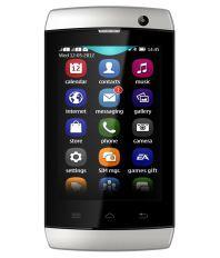 Karbonn A1 CHMP ALFA 512 MB White