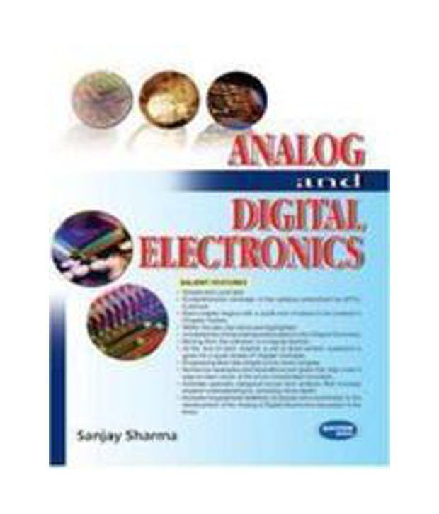 Analog  amp; Digital Electronics available at SnapDeal for Rs.278
