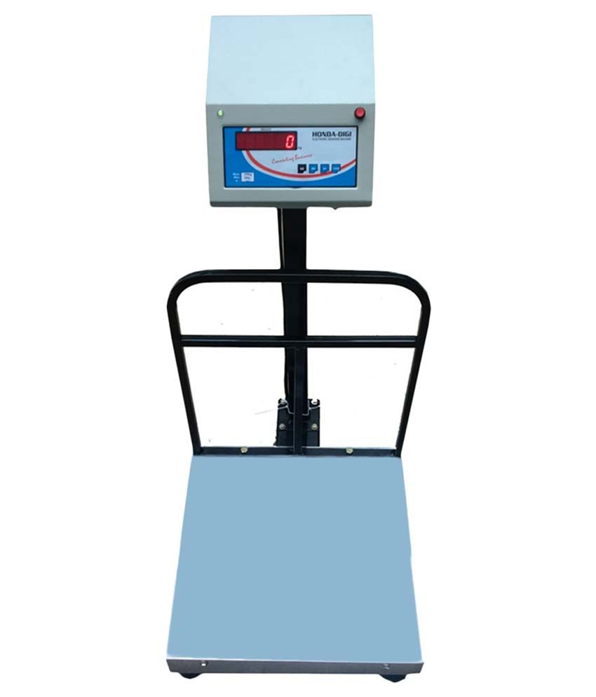 Honda-digi 100kg/10g Electronic Weighing Machine: Buy ...
