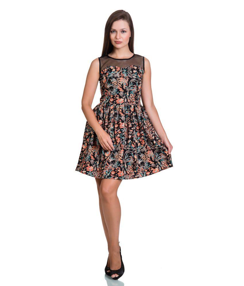 colbrii Multi Polyester Dresses