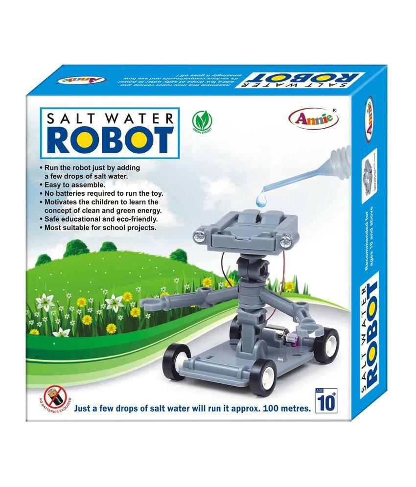 Annie Salt Water Robot