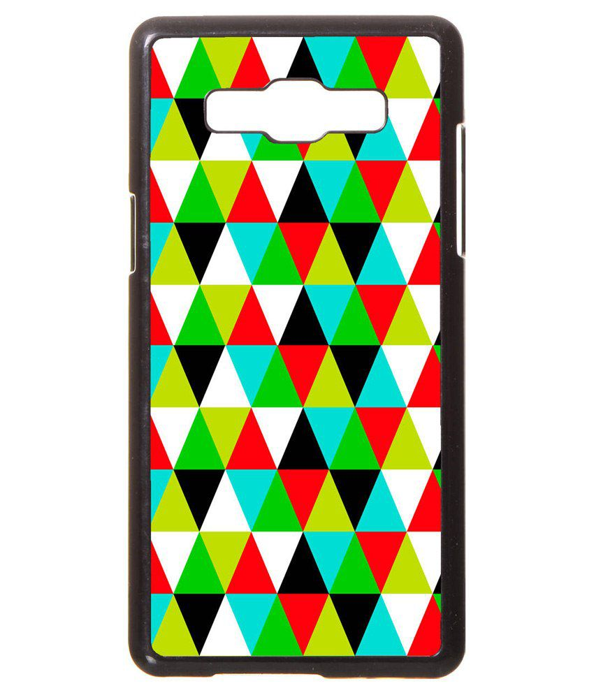 Dressmyphone Back Cover For Samsung Galaxy A5-Multicolor
