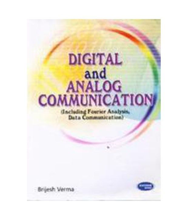 Digital  amp; Analog Communication available at SnapDeal for Rs.244