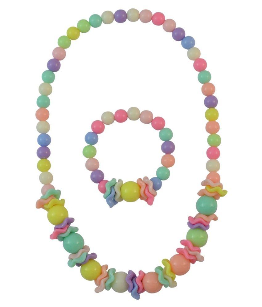 Sarah Acrylic Necklace