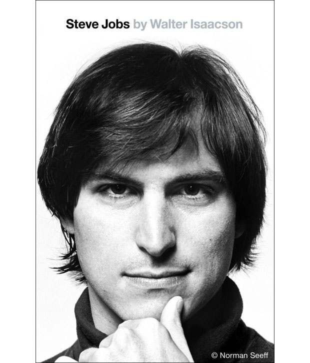 Steve Jobs: The Exclusive Biography Paperback (English) 2015