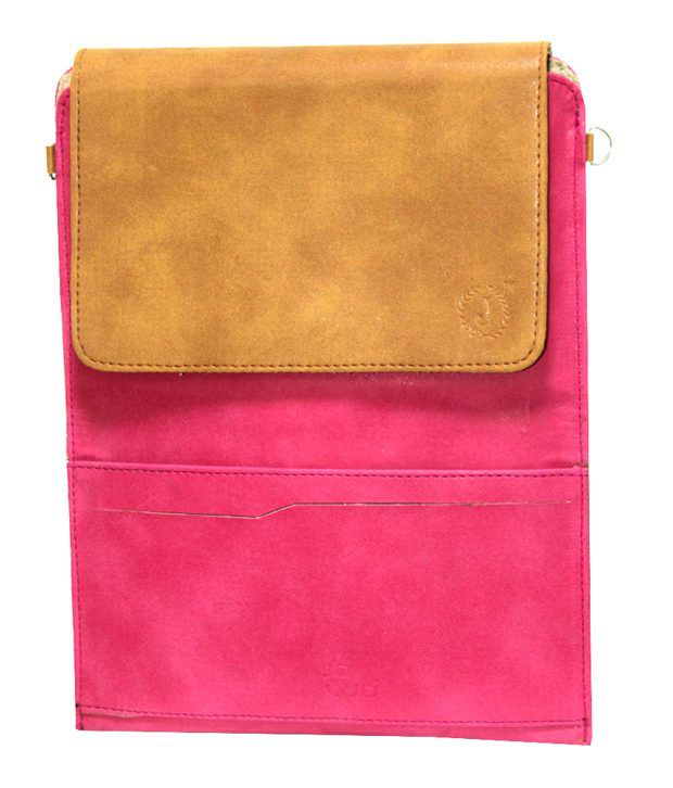 Jo Jo Tablet Cover for Apple 64GB iPad Mini with Wi-Fi - Pink
