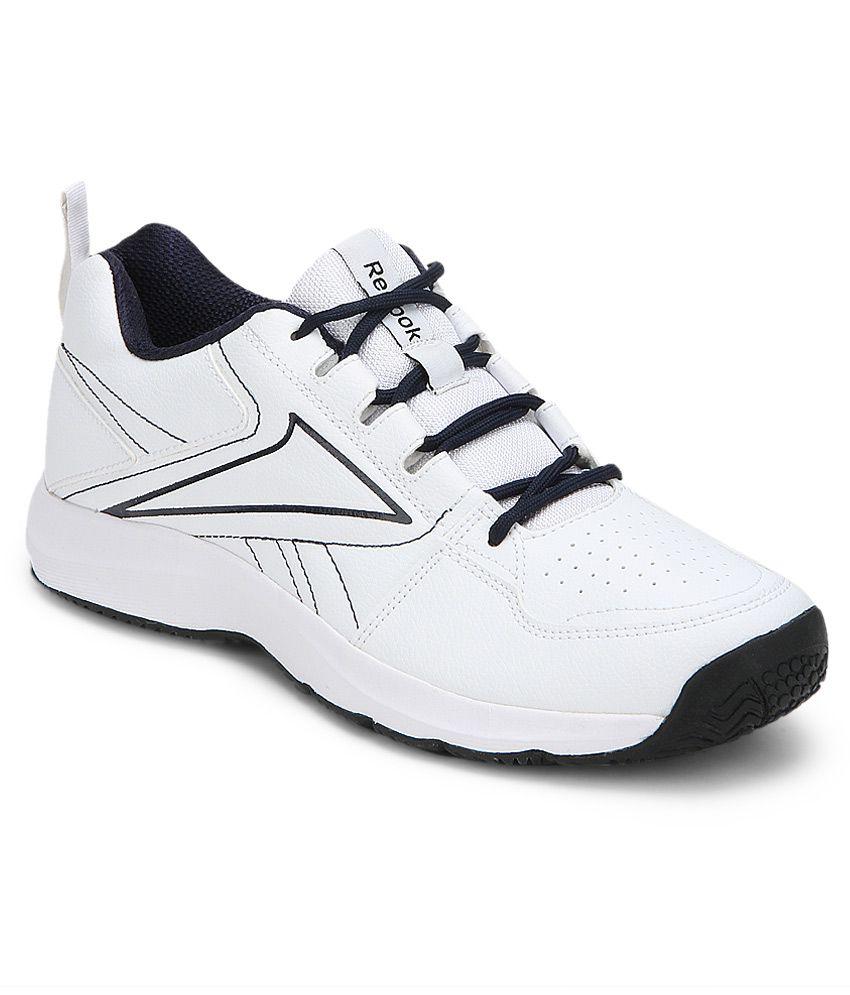 Reebok All Day Walk Lp White Sports Shoes