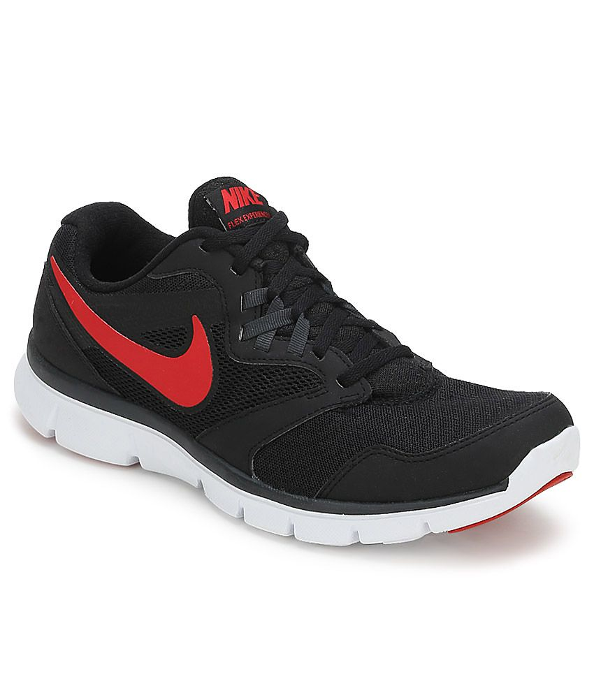 369e95e20ca Nike Flex Experience Rn Msl Black Sports Shoes - Buy Nike Flex Experience Rn  Msl Black Sports Shoes Online at Best Prices in India on Snapdeal