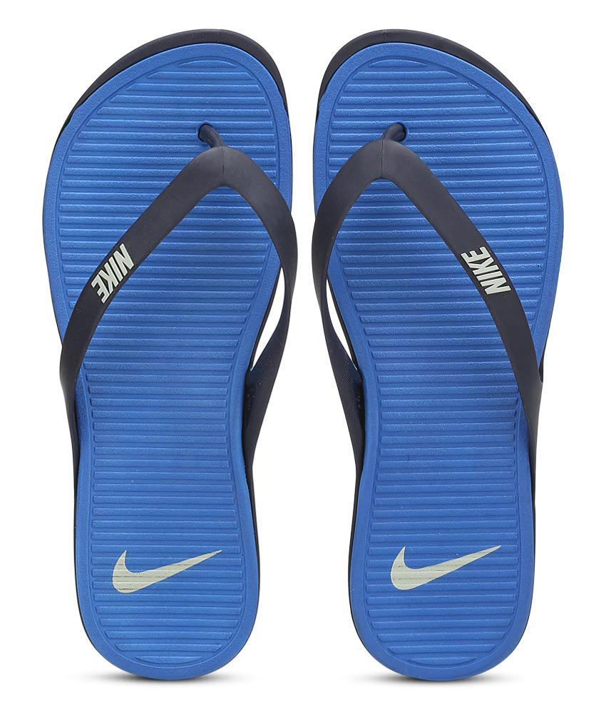 34f31b017b7 Nike Matira Thong Midnight Blue Flip Flops Price in India- Buy Nike Matira  Thong Midnight Blue Flip Flops Online at Snapdeal