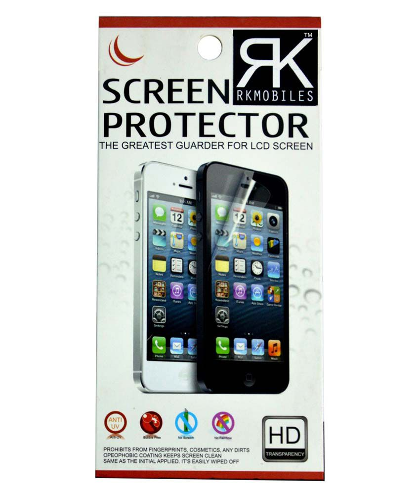 Micromax Canvas Pep Q371 Tempered Glass Screen Guard by RKMobiles